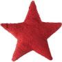 Подушка детская декоративная Звезда красная . 100 хлопок. Lorena Canals, Испания