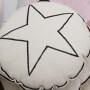 Подушка детская декоративная Звезда. 100 хлопок. Lorena Canals, Испания