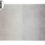 Детский стираемый ковер «Градиент Ombre» темно-серый-серый. Состав 100% хлопок. Производитель ТМ «Lorena Canals» , Испания