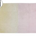 Детский стираемый ковер «Градиент Ombre» ванильно-розовый. Состав 100% хлопок. Производитель ТМ «Lorena Canals» , Испания