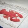 Детский стираемый ковер «Mini Лобстер» . Состав 100% хлопок. Производитель ТМ «Lorena Canals» , Испания