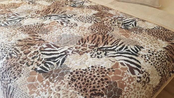 Одеяло Меринос Облако бежевоеХлопок Сафари. Шерстяное тканое одеяло.  100% открытая шерсть мериноса. ТМ  Magicwool (Монарх), Россия