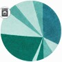 Детский стираемый ковер «Geometric Emerald» зеленый. Состав 100% хлопок. Производитель ТМ «Lorena Canals» , Испания