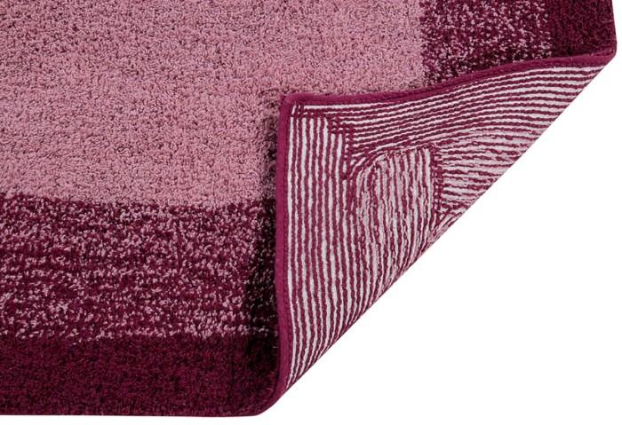 Детский стираемый ковер «Водная Саванна» красный. Состав 100% хлопок.  Производитель ТМ «Lorena Canals» , Испания