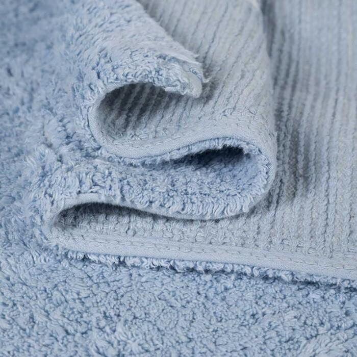 Детский стираемый ковер «Голубое небо» голубой. Состав: 100% хлопок.  Производитель: ТМ «Lorena Canals» , Испания