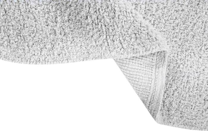 Детский стираемый ковер «Mr. Wonderful - Силуэт Счастливое облако». Состав 100% хлопок.  Производитель ТМ «Lorena Canals» , Испания