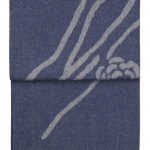 6123 WILDFLOWER dark bluebeige
