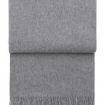 7004 Classic Light grey. Плед шерсть беби альпака. ТМ Elvang, Дания
