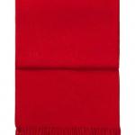 7080 CLASSIC red. Плед шерсть беби альпака. ТМ Elvang, Дания