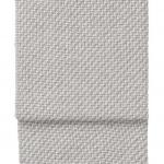 7450 DIAGONAL whitelight grey. Плед шерсть альпака, овечья шерсть. ТМ Elvang, Дания