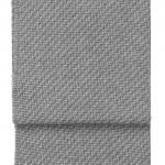7452 DIAGONAL greylight grey. Плед шерсть альпака, овечья шерсть. ТМ Elvang, Дания