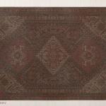 Интерьерный ковер «ALADDIN 2» мультиколор. 100% хлопок. ТМ «Luxberry» («Люксберри»), Португалия