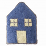 Домик ночной Подушка детская декоративная. 100 хлопок. Lorena Canals, Испания