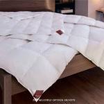 OPAL Ультралегкое кассетное пуховок одеяло. 90 белый гусиный пух, 10 перо. ТМ Brinkhaus (БринкХаус), Германия