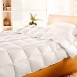 BLANCHE Одеяло легкое. Белый утиный пух и перо. ТМ Brinkhaus (БринкХаус), Германия