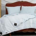 Одеяло Trois Couronnes Cryo Night. Гипоаллергенное всесезонное стеганое одеяло. 100% тенсель (Tencel) эвкалиптовое волокно. Trois Couronnes, Швейцария