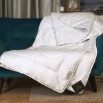 Trois Couronnes Cashmere. Всесезонное стеганое одеяло. 100 натуральный кашемир. Trois Couronnes, Швейцария