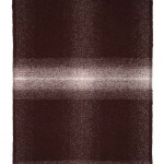 6110 VULCANIC chocolatewhite Плед шерсть альпака. ТМ Elvang, Дания