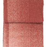 6111 VULCANIC rusty rednude. Плед шерсть альпака. ТМ Elvang, Дания