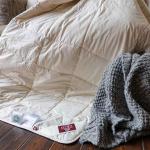 ORGANIC HEMP GRASS Всесезонное стеганое одеяло. Конопляное волокно, льняное волокно. German Grass (Герман Грасс), Австрия