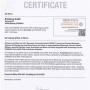 Brinkhaus сертификаты