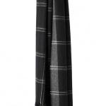ELV-4240 STOCKHOLM black. Шарф 100% шерсть беби альпака. Elvang (Элванг), Дания