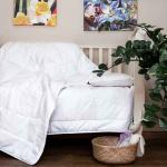 «Baby Bio Cotton». Детское легкое хлопковое стеганое одеяло. Хлопковое волокно. Сатин (Fine sateen), 100% Хлопок. ТМ «German Grass» («Герман Грасс»), Австрия