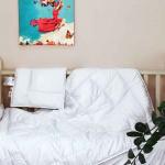 «Baby Cotton Grass» детский комплект одеяло + подушка