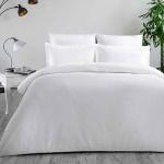 CLASSIC Белый. Постельное белье Сатин, Хлопок. Комплект постельного белья сатин -100 хлопок. Постельное белье Karna (Карна), Турция