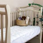 «Mattress Baby Down Grass» детский пуховый наматрасник-перина. 100% белый гусиный пух. «German Grass» («Герман Грасс»), Австрия