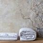 «Linen Wash Grass» стеганое одеяло. Льняное волокно 30% лен, 70% хлопок ТМ «German Grass» («Герман Грасс»), Австрия