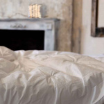 «Cashmere Silk Grass» 160×220см. Теплое стеганое одеяло кашемир. Наполнитель 100% шелк, 100% пух кашмирских коз. German Grass (Герман Грасс), Австрия