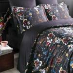 MARIDA. Постельное белье Сатин, Хлопок. Комплект постельного белья сатин -100 хлопок. Постельное белье Karna (Карна), Турция