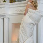 «Trois Couronnes Bio Organic». Всесезонное стеганое одеяло. 70% натуральное растительное волокно Конопли, 30% органический Хлопок. ТМ «Trois Couronnes», Швейцария