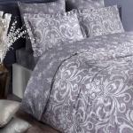 VENETO. Постельное белье Сатин, Хлопок. Комплект постельного белья сатин -100 хлопок. Постельное белье Karna (Карна), Турция