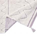 RugCycled Ацтекский. Детский стираемый ковер. Состав 100% хлопок. Производитель Lorena Canals, Испания
