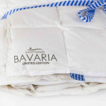 «Bavaria Decke». Легкое пуховое стеганое одеяло. 100% белый гусиный пух. ТМ «Kauffmann» («Кауфман»), Германия
