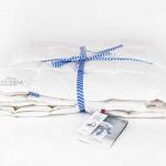 «Bavaria Decke». Пуховое стеганое одеяло. 100% белый гусиный пух. ТМ «Kauffmann» («Кауфман»), Германия