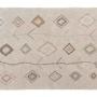 Kaarol Земля. Детский стираемый ковер. Состав 100% хлопок. Производитель Lorena Canals, Испания