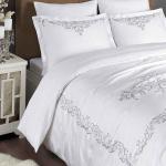 LUNA постельное белье сатин печатный 100 хлопок Karna (Карна) Турция