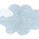 MINI Облако. Детский стираемый ковер. Состав 100% хлопок. Производитель Lorena Canals, Испания