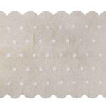 Печенье Biscuit бежевый. Детский стираемый ковер. Состав 100% хлопок. Производитель Lorena Canals, Испания