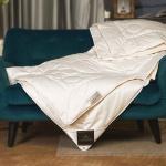 «Trois Couronnes Dao» Облегченное шелковое стеганое одеяло. 100 % натуральный шелк Mulberry. ТМ «Trois Couronnes», Швейцария