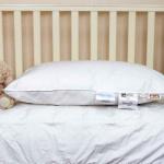«Baby Angel Grass» Детская пуховая подушка низкая. 100% белый гусиный пух. ТМ «German Grass» («Герман Грасс»)