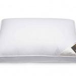 «CHALET» подушка пуховая средняя с бортиком. Наполнитель 90% белый пух10% перо гуся Сибирской породы. ТМ «Brinkhaus», Германия