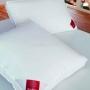 «GLAMOUR». Подушка трехамерная пуховая с бортиком. Наполнитель 90% белый гусиный пух 10% перо. ТМ Brinkhaus (Бринкхаус), Германия