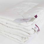 Lotus Fresh Decke». Легкое стеганое одеяло. Наполнитель 50% натуральный шелк, 50% египетский хлопок. ТМ «Kauffmann» («Кауфман»), Германия