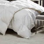 «Trois Couronnes Regina Warm». Теплое (Всесезонное) пуховое стеганое одеяло. 90% белый пух Европейской уточки, 10% перо. ТМ «Trois Couronnes», Швейцария