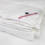 «Canada Decke». Всесезонное пуховое стеганое одеяло. 100% белый гусиный пух. ТМ «Künsemüller», Германия