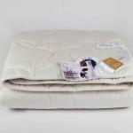 «ODEJA NATUR Kapok». Всезонное стеганое одеяло. Наполнитель органический хлопок (COTTON). Производство ТМ «Odeja», Словения